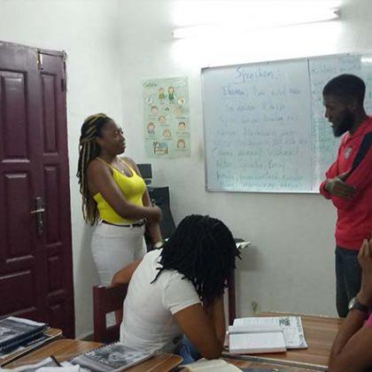 Formation en Langue Allemande et Anglaise au Cameroun